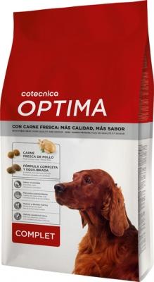 Optima Complet Premuim Dog 20 кг 25/12