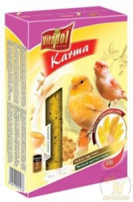 Vitapol Яйчена храна жълта 350 грама за канари