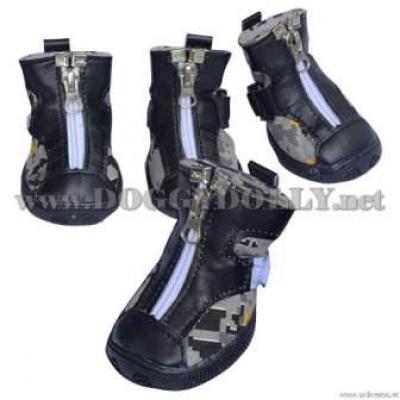 "Обувки ""Black stripe camouflage"""