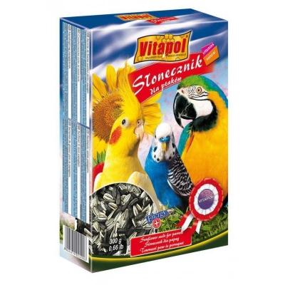 Vitapol Слънчоглед за папагали 300 грама