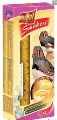 Smakers Крекер за екзотични птички 2бр/50гр