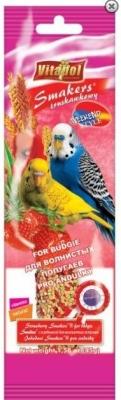 Smakers weekend Крекер за вълнисти папагали 1бр/45гр