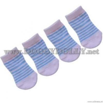"""Чорапи """"Pink strip"""""""