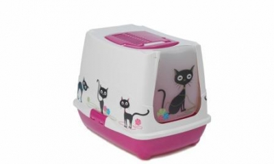 Тоалетна закрита Trendy Cat Fun