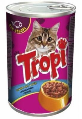 Tropi Cat 415 гр 3 вида