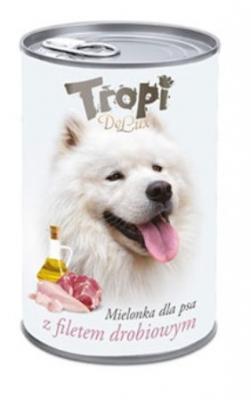 Tropi De Lux 400 гр - смес с птиче филе
