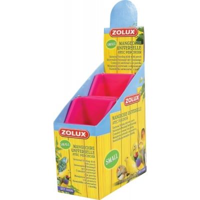 Хранилка папагали PVC Zolux разл.цветове