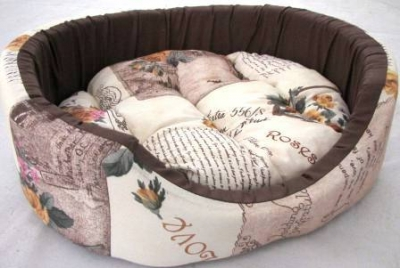 Легло плат Vintage на цветя