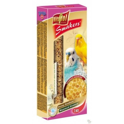 Smakers weekend Крекер за вълнисти папагали 2бр/90гр