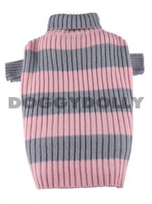 """Пуловер """"Pink stripe"""""""