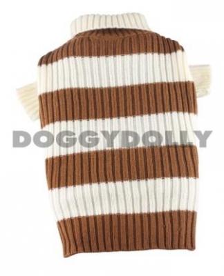 """Пуловер """"Brown stripe"""""""