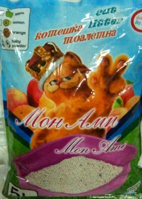 WC Mon Ami Aroma - бентонит 5л